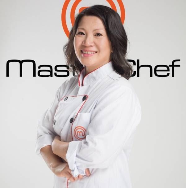 主廚Chi Le曾經在越南MasterChef大賽中一舉成名,奪得亞軍稱號。圖為Chi獲獎照片。