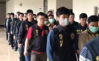 移民署破獲史上最大越南籍山老鼠盜伐山林案