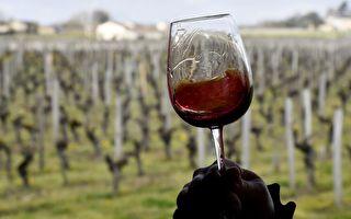 中國經濟不妙 法國酒進口大降14.4%