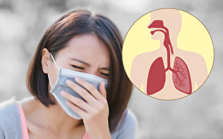 這種咳嗽可能是肺病徵兆 易疏忽的肺病4大症狀