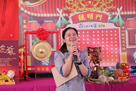 游Love园亲子馆馆长翁紫铭表示,古礼抓周将于3月3日上午九点,在嘉义市东区儿童福利中心(儿童馆)举办。