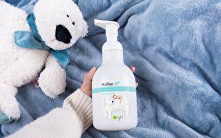 給予寶寶洗沐植萃呵護 保護新生初膚