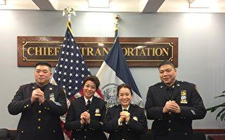 NYPD警官:警察工作好 不输医生律师工程师