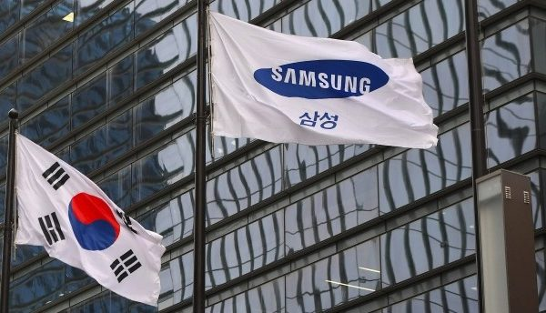 韓國三星電子集團高管及內部管理人員透露,三星正在加本投資其電信網絡設備業務,藉機挺入5G網絡更新設備市場。(Jung Yeon-Je/AFP/Getty Images)