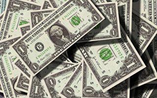 一美元在美國各州值多少錢?