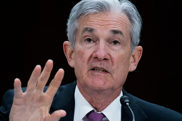 美聯儲主席傑洛姆·鮑威爾(Jerome Powell)2月26日在參議院做半年度貨幣政策報告。(Tom Williams/GettyImage)