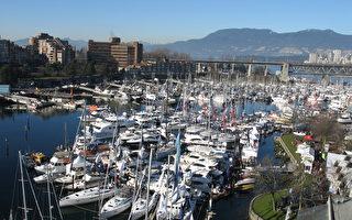 温哥华国际游艇展 水上爱好者的盛会