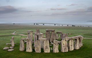 新研究:巨石阵为天然石柱 来自180英里外