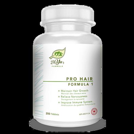于博士特效生髮寶ProHair系列,對治療脫髮有特效。(于博士提供)
