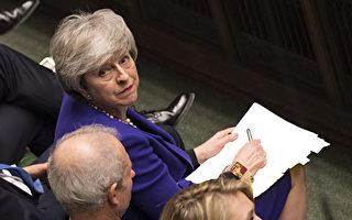 英国议会, 英国脱欧, 英国首相, 梅伊, Theresa May