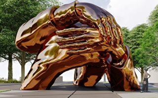 「擁抱」入選波士頓公園金恩紀念雕塑
