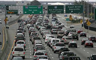 每天路上花3小时 旧金山湾区通勤族全美最辛苦