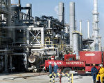 国际能源总署预估,美国有望在2024年前取代沙特阿拉伯(Saudi Arabia)成为世界最大原油出口国。(Bilal Qabalan/AFP/Getty Images)
