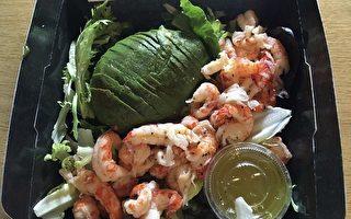 吃在伦敦:Pret A Manger的小龙虾牛油果色拉