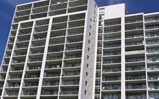 新州629栋建筑具高风险易燃包层