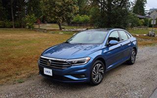 车评:性价比高的欧洲房车 2019 Volkswagen Jetta