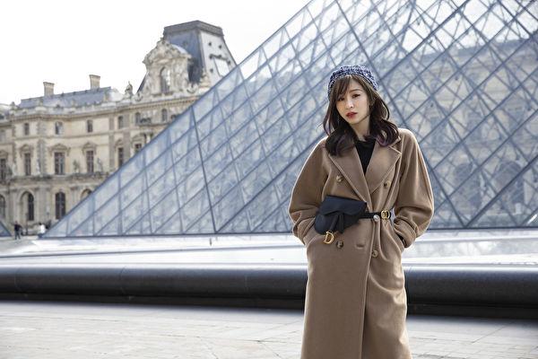 15年前赴巴黎留遺憾 王心凌舊地重遊償願