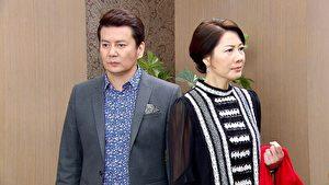 倪齐民(左)最近加入八点台剧《炮仔声》