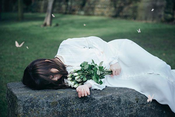 日本女歌手Aimer资料照。(雅慕斯娱乐提供)