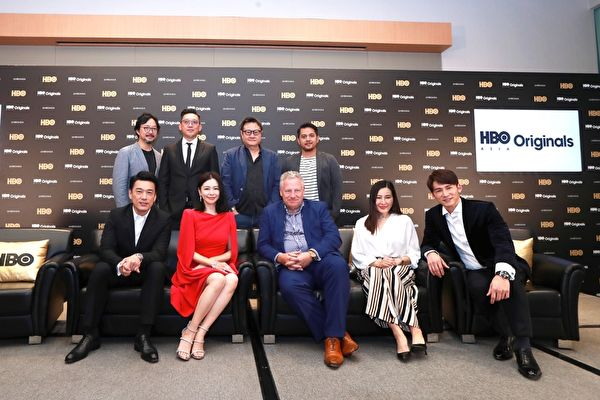 HBO Asia公佈全新亞洲原創大製作陣容