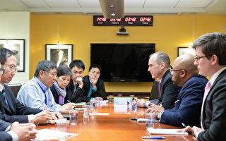 柯文哲:美国是台湾最重要的盟友