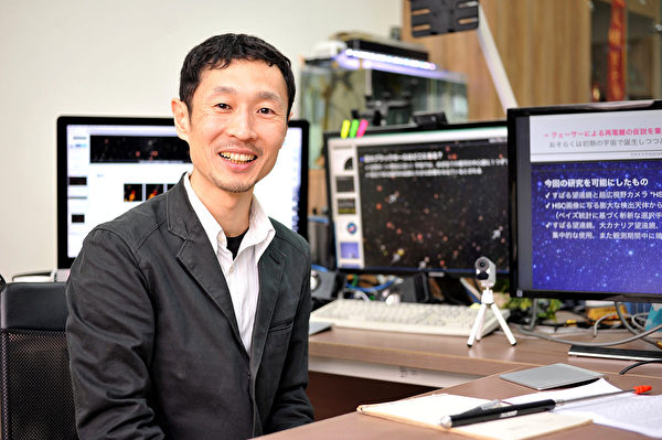 130亿光年外 发现100个超大质量黑洞