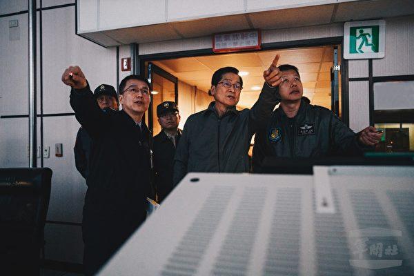 蔡英文出訪南太平洋友邦 國軍掌握台海動態
