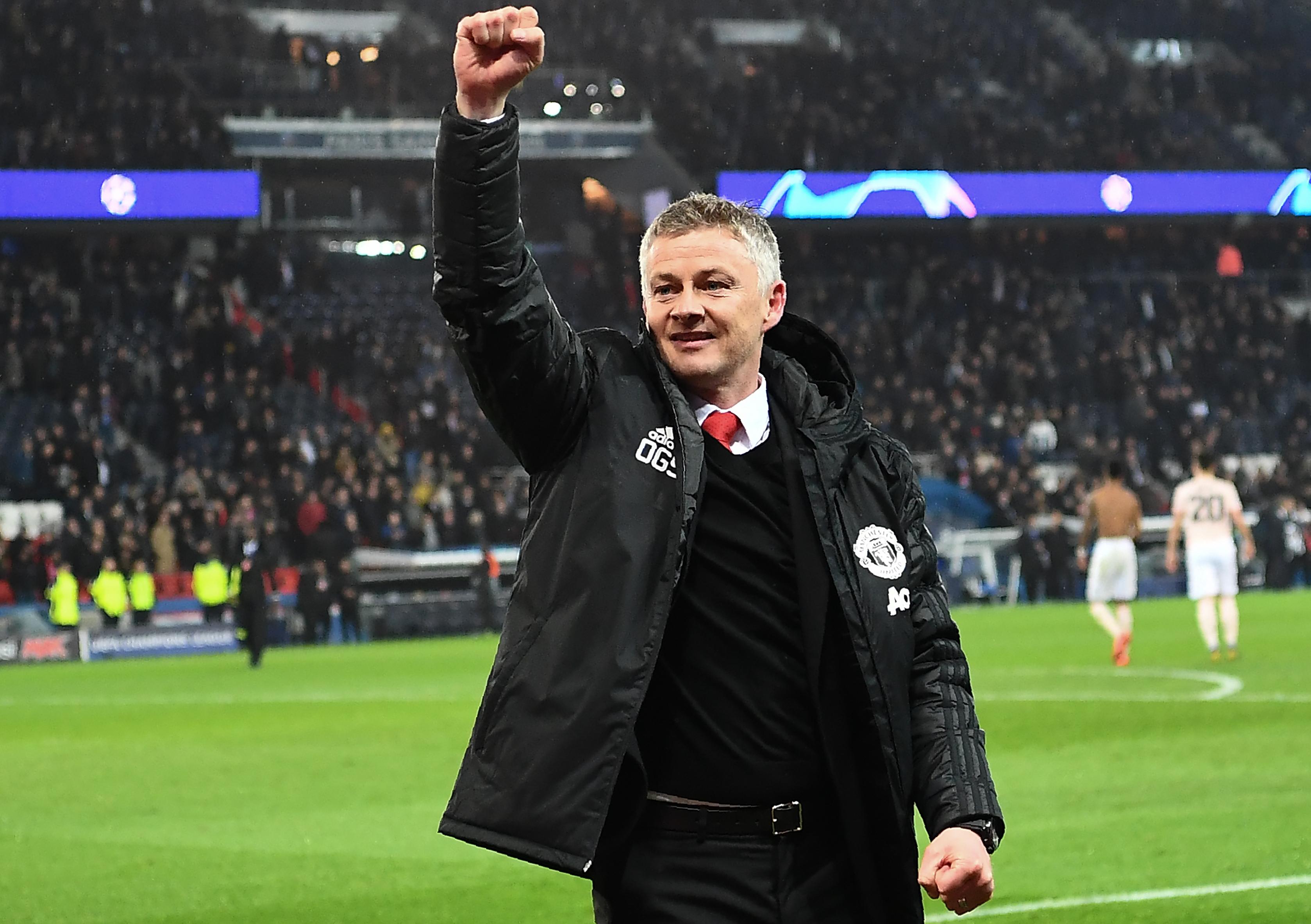 曼联客场神奇翻盘 淘汰巴黎晋级欧冠八强