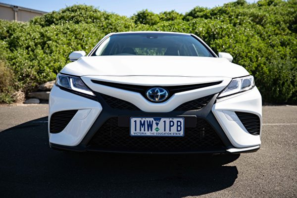 顛覆固有印象 試駕Toyota Camry Hybrid 2019