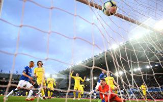 利物浦登英超榜首 切爾西「爭四」遭重創
