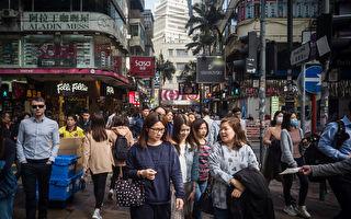 调查:香港人对一国两制信心创新低