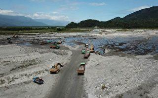 防汛期将至 九河局疏濬防水患