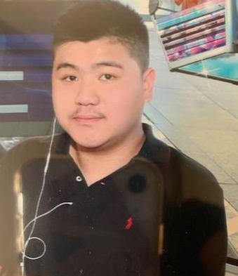 17岁的华裔少年贾斯丁·曾(Justin Tsang,译音)