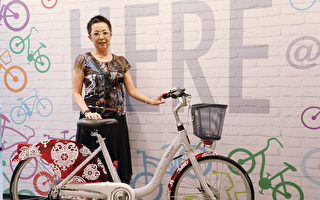 引領台灣自行車風潮 巨大二代劉麗珠:騎車讓我更健康美麗