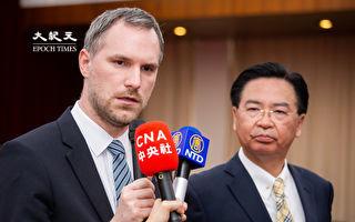 挺台灣護人權 布拉格市長關切強摘器官問題