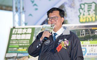 韓國瑜出訪   鄭文燦:政治性是高過一切