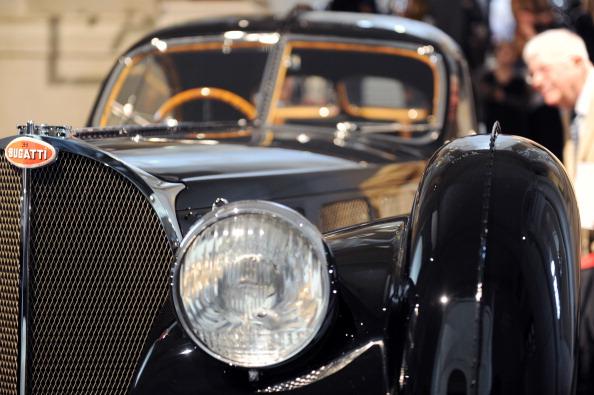 A Bugatti 57 S(C) Atlantic 1938. (Mehdi Fedouach/AFP/Getty Images)
