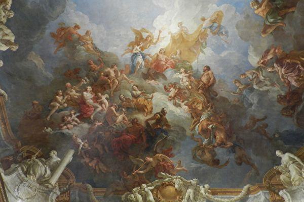 太阳王路易十四与他的艺术团队(下)