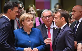 """""""欧洲觉醒"""" 法德欧盟首脑下周会晤习近平"""