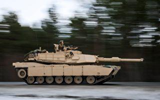 美擬售台「地表最強戰車」 超強戰史不可不知