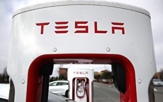 特斯拉Model3充電站 效率高達1千英里/小時