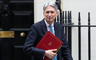 英國經濟增長緩慢 預計今年爲十年最低