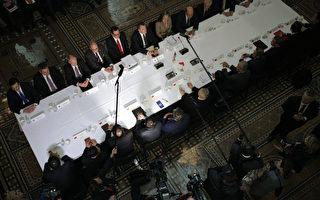 中方讓步是真是假 傳川普與幕僚開會協商