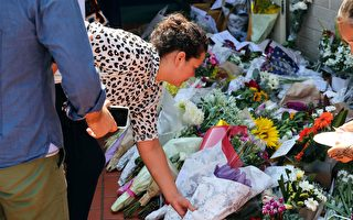 墨爾本5千餘人集會 悼念基督城恐襲遇難者