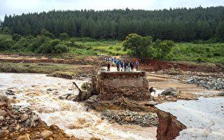莫桑比克受热带飓风伊代袭击 一千多人丧生