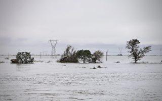 热带飓风重创非洲 300死35万人身处险境
