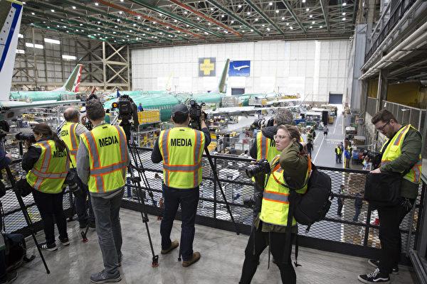 波音推出737 MAX四大修补措施 提高安全性