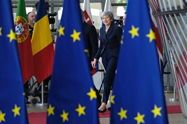欧盟27国达成共识 同意延迟英国脱欧期限