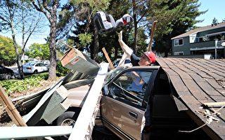 卑省加州接连地震 专家称互不关联