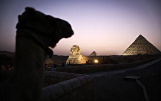 埃及發現阿蒙霍特普三世時代獅身羊面像